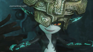 Midna 2 - Hyrule Warriors (mirror efect) by Midna0Kildea