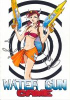 Water-gun-game by Pikamine