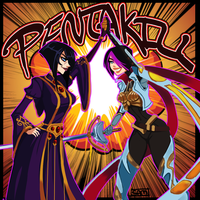 League of Legends - PENTAKILL by busubusu