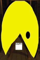 pacman eats sara 4 by undeadsolider01