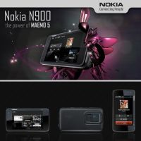 Nokia N900 Maemo 5 by pyrology