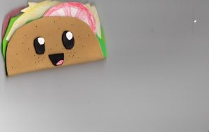 Tottaly Scanned A Taco by YoshiSoren
