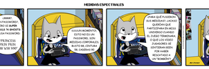 GM 16 -. Medidas Espectrales by XUnlimited