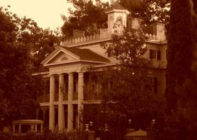 Haunted Mansion by Crivens322