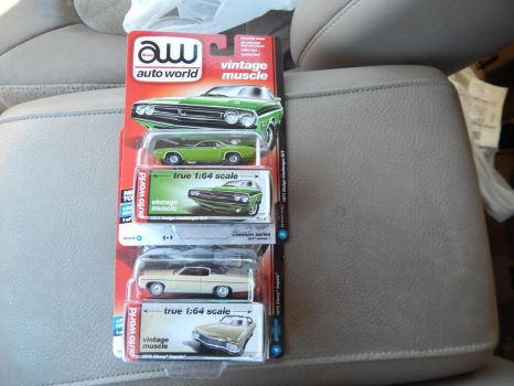 New Diecast Haul- March 2, 2017 by TheImperialChrysler