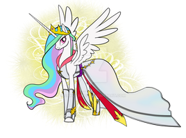 KH Celestia by Sakuyamon