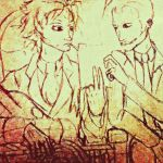 Holmes and Watson by Fab4fnatic