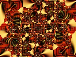 UF Abstract by VickyM72