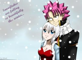 ~NaLi~A beautiful winter by 0Eka0