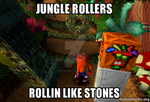 Jungle Rollers by Hellomon100