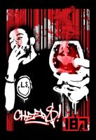 cheers by 187designz