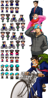 P. Wright: Earthbound Sprites by FJLink