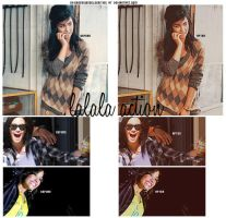 Lalala Action+ by ObsessionCelebrities