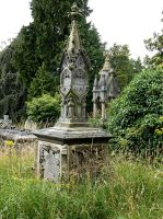 Southampton Old Cemetery 16 by OghamMoon