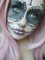 sugar skulls are awesome by shona-n
