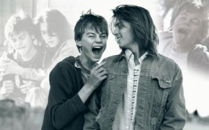 Gilbert Grape and Arnie by VictorianGrey