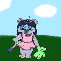 princess and the frog by cassybabyfur