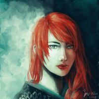 My Lady by IngridTan