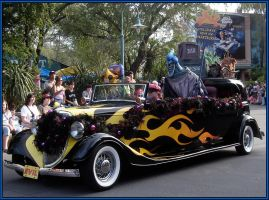 MGM Christmas Parade  Hades by WDWParksGal