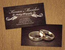 Business Card - Kenan Mecidov by rasulh