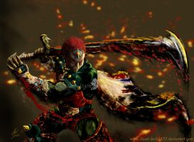 Ganondorf ContestEntry Nite 08 by cloud-dark1470