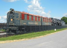 PRR DD1 and NKP 757 by rlkitterman