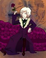 Alois - For Your Entertainment by reauxkringgirl