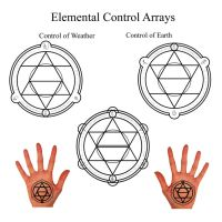 Elemental Conrol Arrays by Notshurly