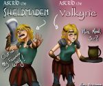 Astrid: Learning the Difference by AvannaK