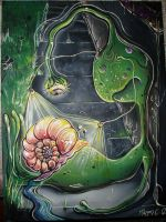 snailien by PaintingCleverly