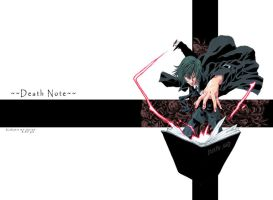 Death Note: Mikami, the Chosen by Nick-Ian