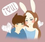 me and my bro by aouyu