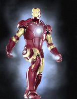 'I am Iron Man.' by Noble--6