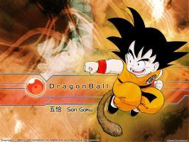Goku wallpaper 2006 by The-Goku-Club