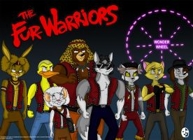 The Fur-warriors by XAMOEL