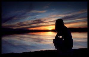 Waiting for Who? by overcoming-silence