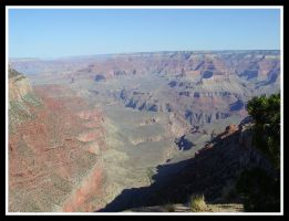 Grand Canyon I by Xwinger