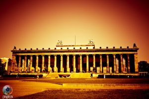Altes Museum by DIATOMICdnb