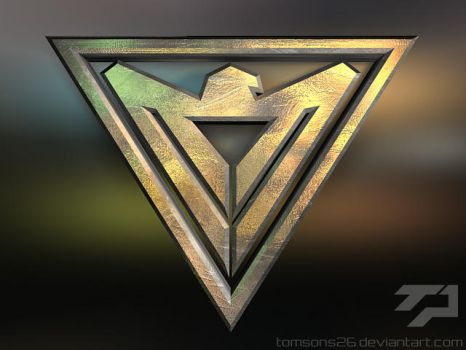 Modern RA1 Allied logo by tomsons26