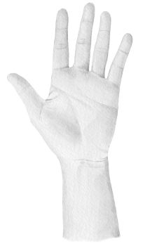 Hand Palm Drawing by twe3lve