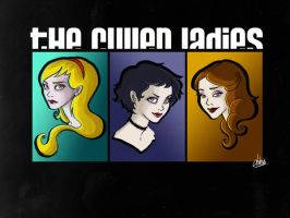 Twilight: The Cullen Ladies by Loleia