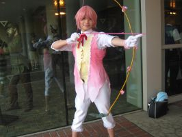 Otakon 2013 - male madoka cosplay by AdversusZero