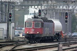 SBB Re 620 047-1 by SwissTrain