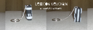 KH: Lexicon Keychain by nameless-dreamer