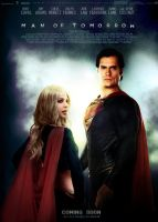 Man of Tomorrow (Man of Steel 2) by Imperium-Hero