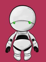 Marvin WIP by Lolicandy