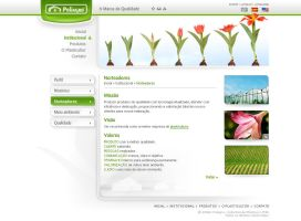 Poliagro Website - 3Principles by Pedrolifero