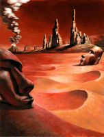Mars Hell by angotti81