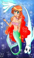 Mermaid Misty contest entry by MegaGundamMan