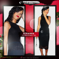 +Photopack png de Rihanna. by MarEditions1
